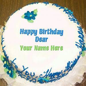 Top 10 Write name on birthday cake and best Wishes for You ...