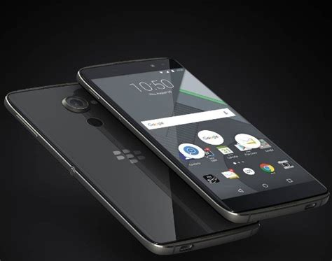 blackberry introduces most secure android smartphone