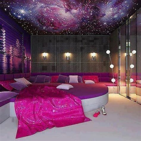 bedroom  beautiful bedroom  nature themed ceiling decor   application  sky