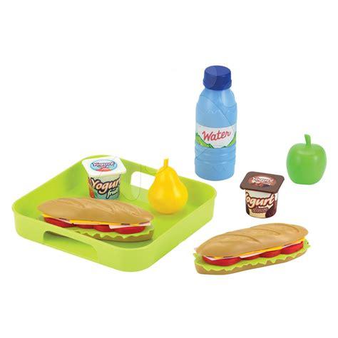 jeux de cuisine de sandwich ecoiffier dînette plateau sandwich jeux jouets d