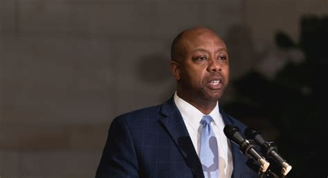Tim scott, of south carolina, spoke out on wednesday about the trust gap that exists between law enforcement officers and black communities, detailing his personal experience with. REPORT: GOP Sen. Tim Scott announces position on second ...