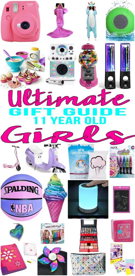 top gifts 11 year old girls will love teenage gifts