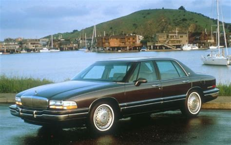 buick park avenue pricing  sale edmunds