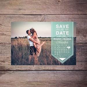 Save The Date Postkarten : modern save the date postcard save the date card photo postcard calendar destination wedding ~ Watch28wear.com Haus und Dekorationen