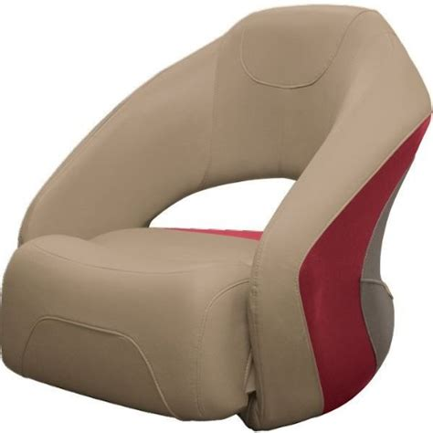 Boat Seats With Bolster by Pontoon Boat Seat With Flip Up Bolster