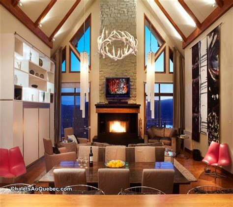 altitude condo   brs hot mont tremblant cottage