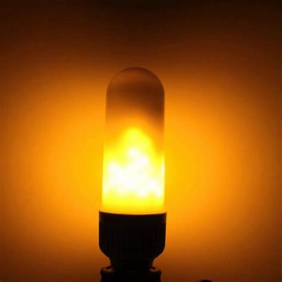 Led Flickering Bulb Flame Bulbs Lampadina Lights