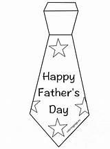 Tie Coloring Dye Printable Happy Fathers Getcolorings Getdrawings sketch template