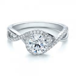 split shank engagement rings contemporary halo and split shank engagement ring 100404 bellevue seattle joseph jewelry