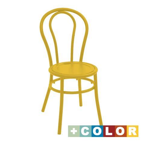 Sedie Ferro Sedie In Ferro Colorate Per Giardino Bistr 242 Vendita