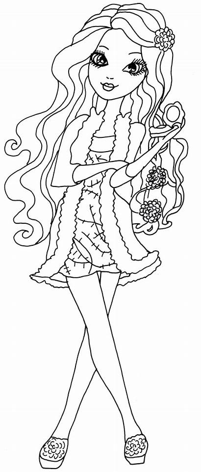 Coloring Beauty Briar Pages Ever Printable Royal