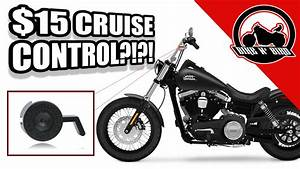 Cheapest Cruise Control For Harley Davidson Motorcycles