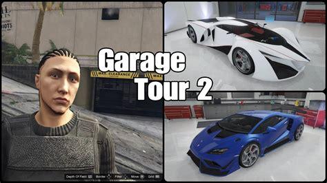 Insane 10 Car Garage Tour 2