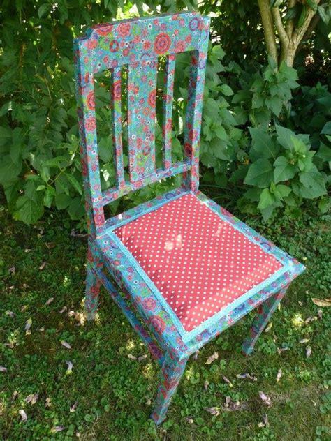 Alte Stühle Verschönern by Stuhl Versch 246 Nern Mit Servietten Technik Servietten