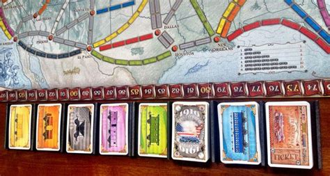 ticket  ride card trayholder foamcore projects