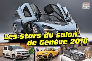 Salon Automobile 2018 : salon gen ve 2018 les stars l 39 affiche du salon auto suisse photo 1 l 39 argus ~ Medecine-chirurgie-esthetiques.com Avis de Voitures