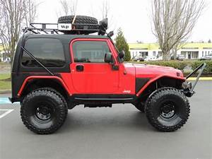2005 Jeep Wrangler X 2dr    4x4    6  Hard Top    Lifted Lifted