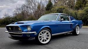 1968 Ford Mustang Shelby GT500 Custom - For Sale - Formula ...