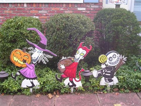 nightmare before yard decorations best 25 nightmare before decorations ideas on