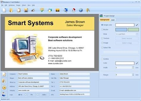 Download Business Card Maker 5.37