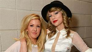 Ellie Goulding Explains Why She Deleted THAT Katy Perry ...