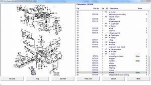 Solex Carburetor Diagram