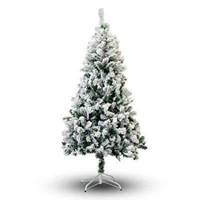 top   flocked christmas tree   reviews thez