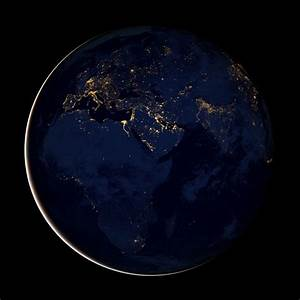 Earth from Space 2012 - NASA Black Marble • TheCoolist ...