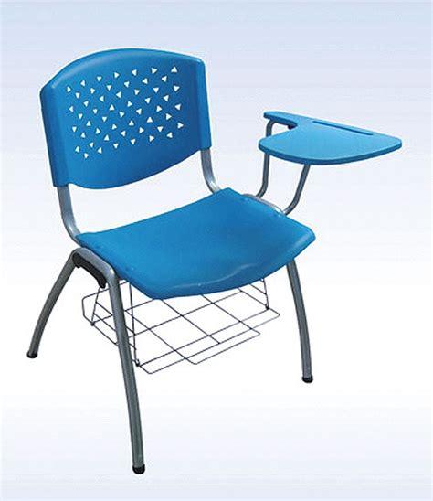 study classroom chair xrb 211 b with writting pad