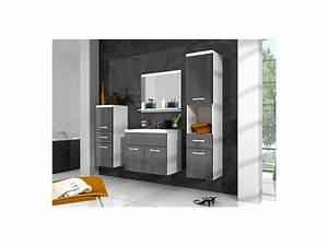 meuble salle de bain wenge pas cher With meuble ensemble salle de bain