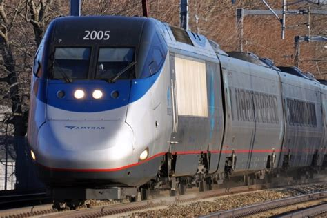 fast trains usa