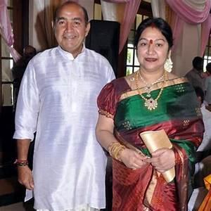 Vijaykumar-Manjula | Reel life couples who became real ...