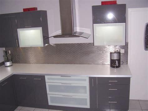 deco cuisine grise davaus decoration pour cuisine grise avec des