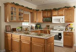 Wood Kitchen Cabinets - D&S Furniture