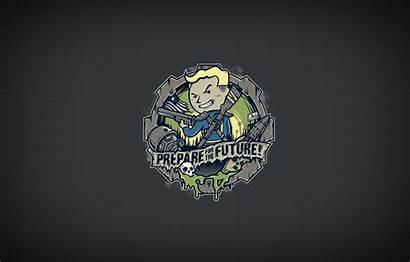 Vault Boy Bethesda Wallpapers Fallout Tec 76