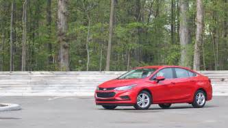 2017 Cruze Review by 2017 Chevy Cruze Diesel Review Only In Town