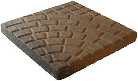 16 quot cobblestone patio block at menards garden rooms