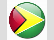 Button Flag Guyana Icon, PNG ClipArt Image IconBugcom