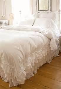 shabby chic bedding outlet shabby chic ruffle duvet cover salt life blog