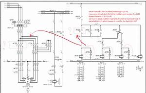 Stop And Start Wiring Diagram Contactor Snubber