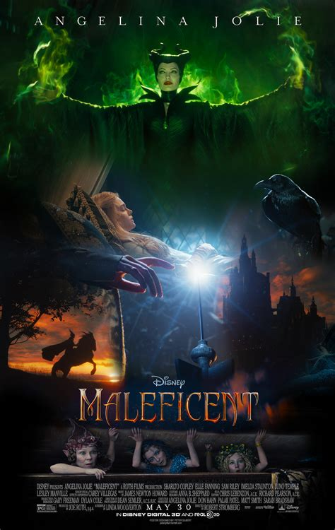 Maleficent DVD Release Date | Redbox, Netflix, iTunes, Amazon