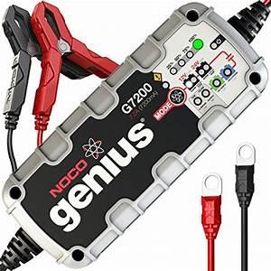 Noco Genius G7200 12v  24v 7 2a Ultrasafe Smart Battery
