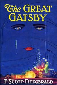 The Great Gatsby images Book Cover HD wallpaper and ...
