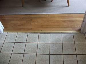 poser une barre de seuil galerie photos d39article 11 11 With barre de seuil entre carrelage et parquet