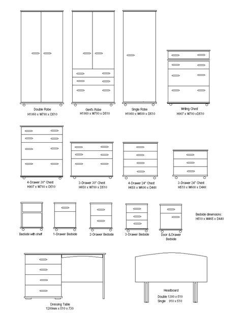 Standard Bedroom Cabinet Sizes Wwwredglobalmxorg