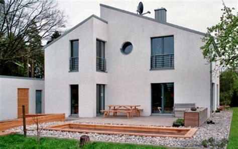 Einfamilienhaus Adlerhorst Am See by Wohnh 228 User Halbach Architektin