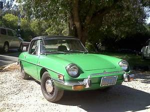 Slow But Fun  1972 Fiat 850 Sport Spider