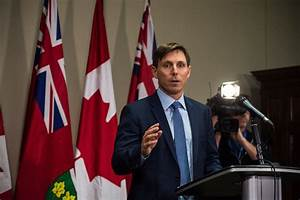 PC leader Patrick Brown holds late-night press conference ...