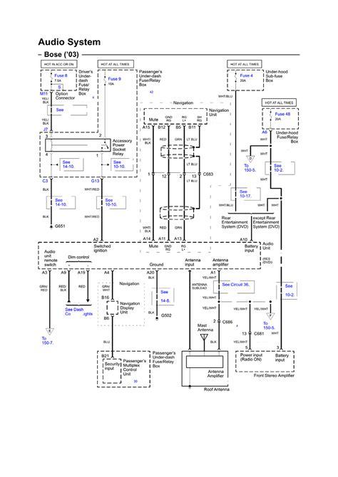 Acura Rsx Radio Wiring Diagram Imageresizertool