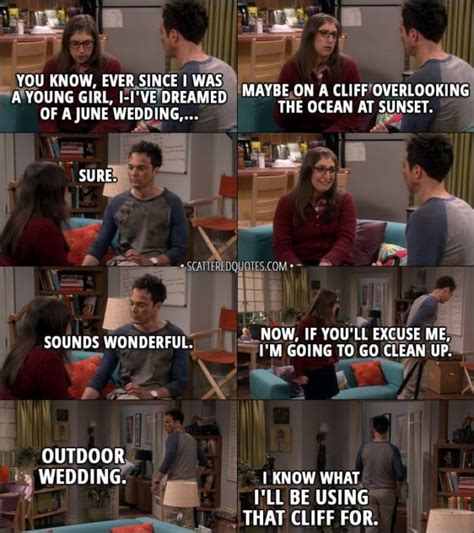 The Big Bang Theory Quotes  Scattered Quotes